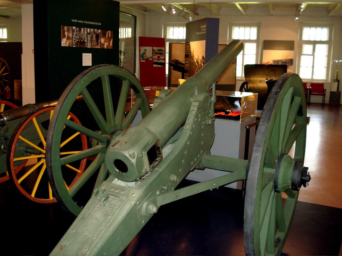 M1877 87mm野砲